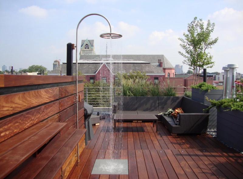 rooftop deck builder in Texas