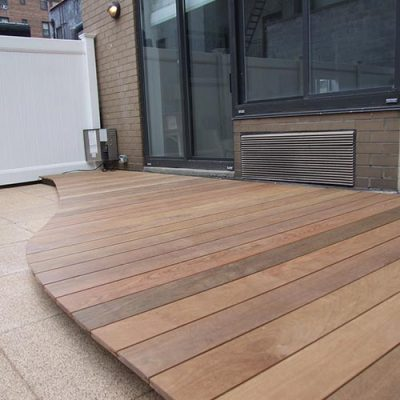 hill country decking