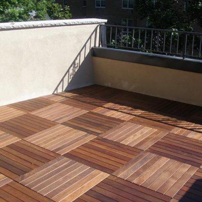central Texas deck installer