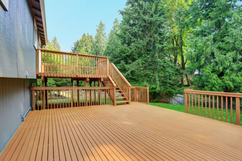 What is the best wood decking in Texas